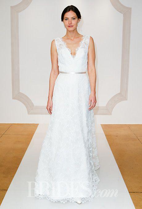 Judd Waddell Wedding Dresses Spring 2016 Bridal Runway Shows Brides.com | Wedding Dresses Style | Brides.com