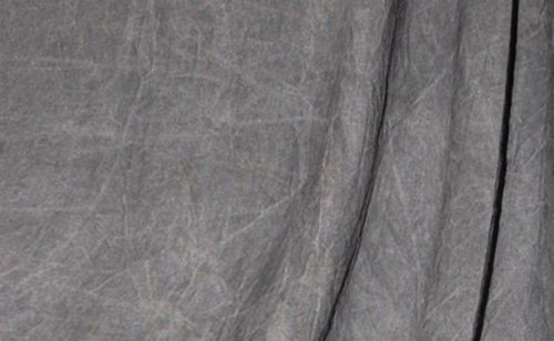 Savage Accent Solid Muslin Backdrop 10' x 12' Gray SD1212, Grey
