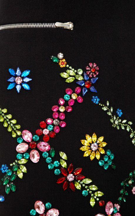 Detail - Preen Avalon Crystal Embellished Dress