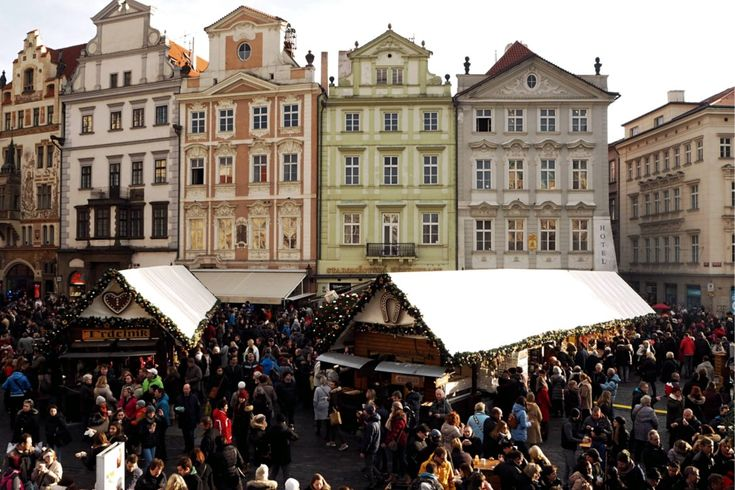 Prague around Christmas time is just magical. Prague Christmas markets belong rightfullyamong the best in Europe! Check my list of Christmas Markets.