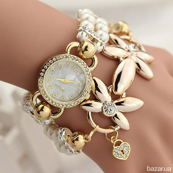НОВИНКА, ЛЕТО 2017! Роскошные женские часы-браслет! НАШ ИНТЕРНЕТ-МАГАЗИН: http://best.shopua.in.ua/ Доставка: НАЛОЖЕННЫЙ ПЛАТЕЖ Данная модель часов...
