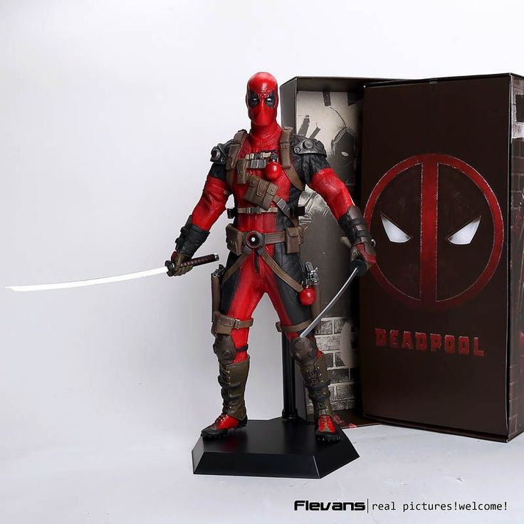 "Like and Share if you want this  Crazy Toys Deadpool PVC Action Figure Collectible Model Toy 12"" 30cm red / sliver    73.63, 62.00  Tag a friend who would love this!     FREE Shipping Worldwide     Buy one here---> http://liveinstyleshop.com/crazy-toys-deadpool-pvc-action-figure-collectible-model-toy-12-30cm-red-sliver/    #shoppingonline #trends #style #instaseller #shop #freeshipping #happyshopping"