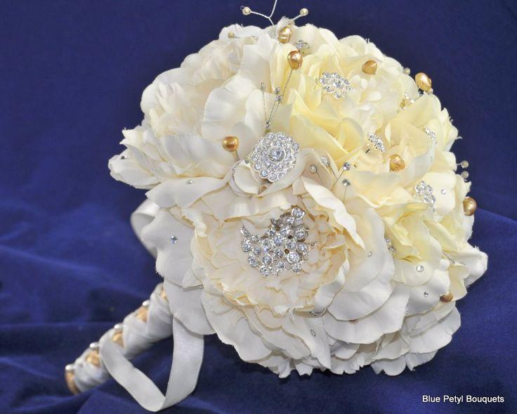 Alternative Bridesmaid Bouquet Ideas   ... bouquet, brooch bouquet, jeweled bouquet, wedding bouquet, bouquets