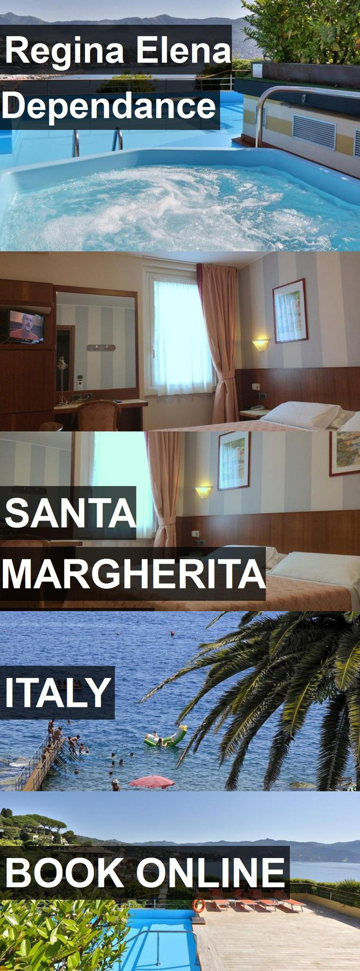 Hotel Regina Elena Dependance in Santa Margherita Ligure, Italy. For more information, photos, reviews and best prices please follow the link. #Italy #SantaMargheritaLigure #travel #vacation #hotel