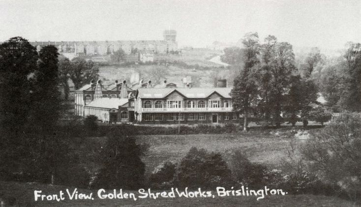 """Robertson """"Golden Shred"""" works, Brislington, Bristol BS4 