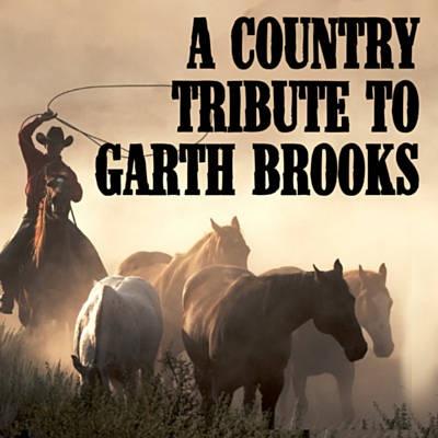 Longneck Bottle - Garth Brooks