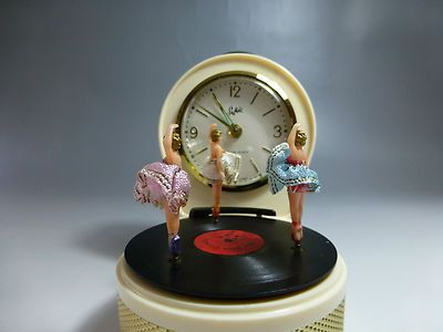 1000 Images About Musical Ballerina Clock On Pinterest