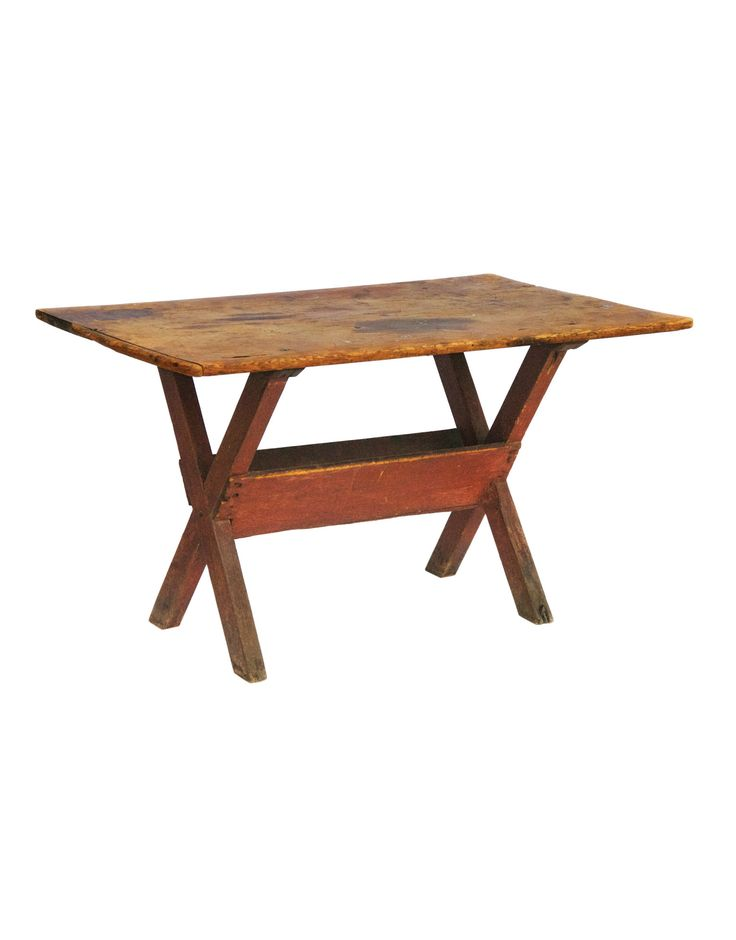 58 Best Early Sawbuck Tables Images On Pinterest Prim