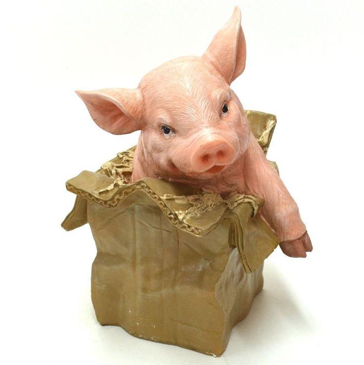 #pig #figurine #ornament