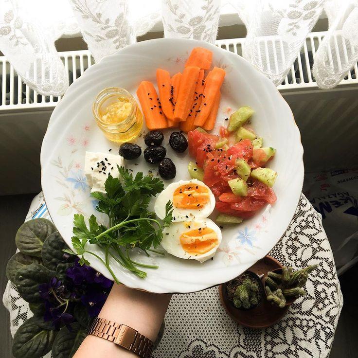 Happy breakfasts! 🥞 • #breakfast #petitdejeunerhealthy #petitdejeuner #kahva …   – Recipes