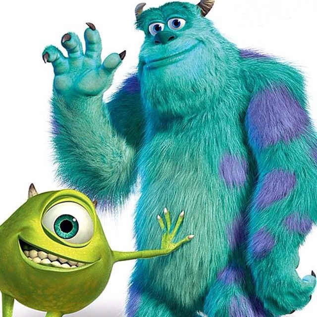 Mike and Sully! | Disney Love | Pinterest | Monsters Inc ... Monsters University Baby Sully