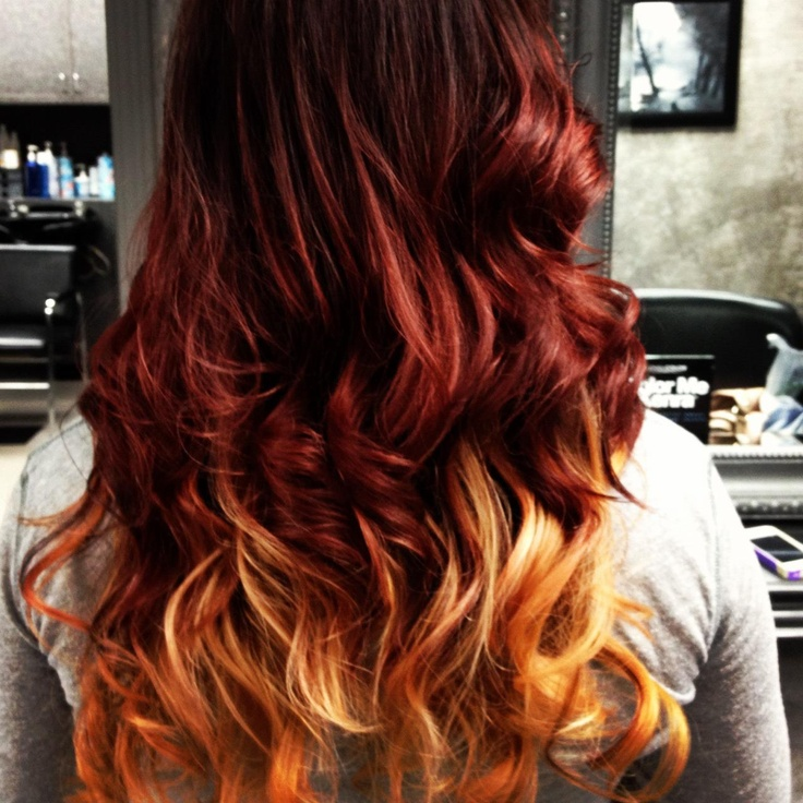 11 Best Kendra Color Images On Pinterest Hairdos Dip Dye Hair And