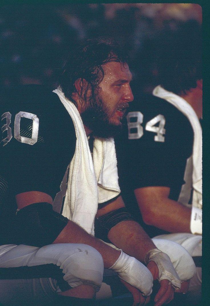 Art Thoms-35mm slide NFL-DT- Oakland Raiders in Color RARE SHOT!!