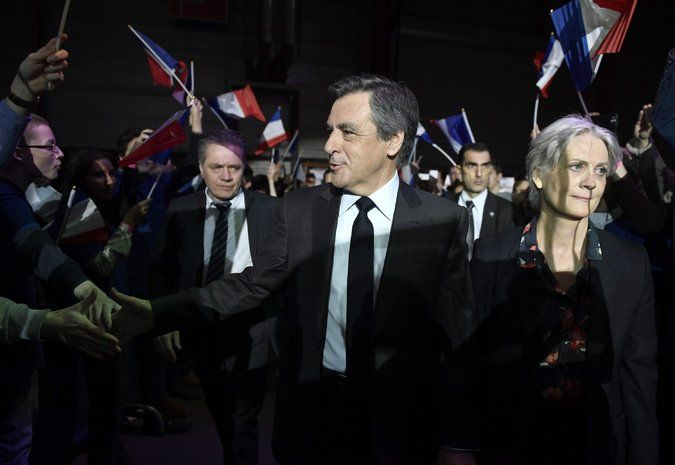 French Election: The 5 Leading Presidential Candidates - The New York Times