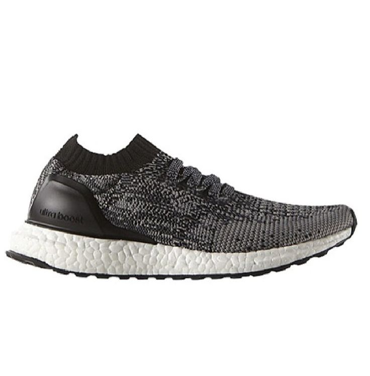 adidas Performance Ultraboost Uncaged J Running Shoe (Little Kid/Big Kid)  With a