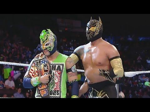 Download WWE The Lucha Dragons Vs. The Ascension - Main Event March 16 2016 [Full Match] HD