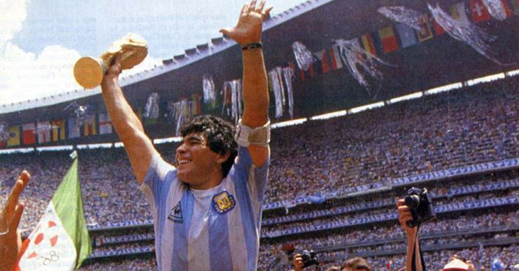 La arenga de Maradona a sus compañeros que ganaron el Mundial 86 - Marca.com - http://www.vistoenlosperiodicos.com/la-arenga-de-maradona-a-sus-companeros-que-ganaron-el-mundial-86-marca-com/