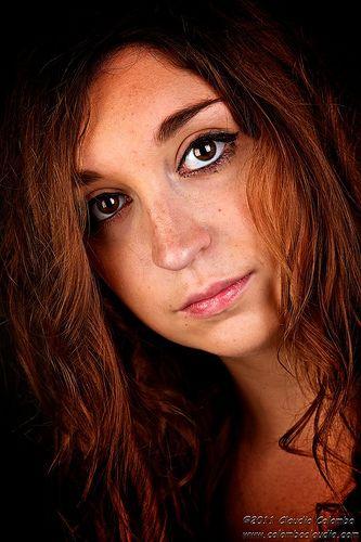 Portrait of Cristina Rossi