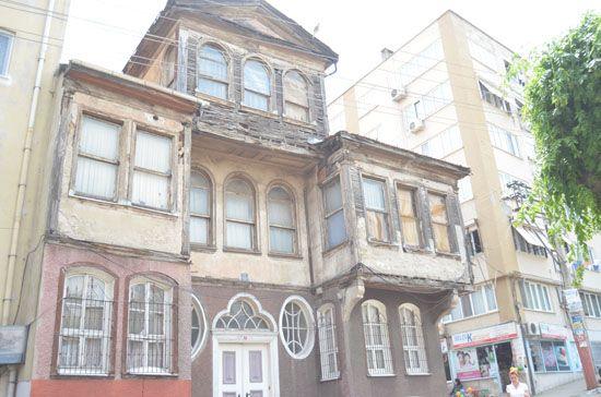 bursa tarihi evler ile ilgili görsel sonucu