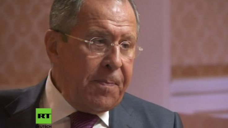 Der russische Außenminister Sergej Lawrow hat heute in Moskau erklärt, dass das US-Militär und der Geheimdienst die Außenpolitik in Bezug auf Syrien diktieren und nicht dem Weiße Haus gehorchen.