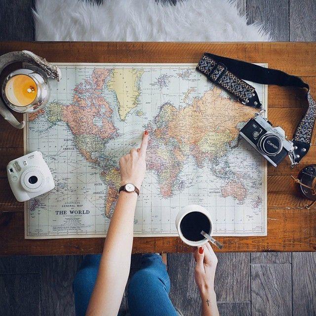World traveler. #coffeenclothes