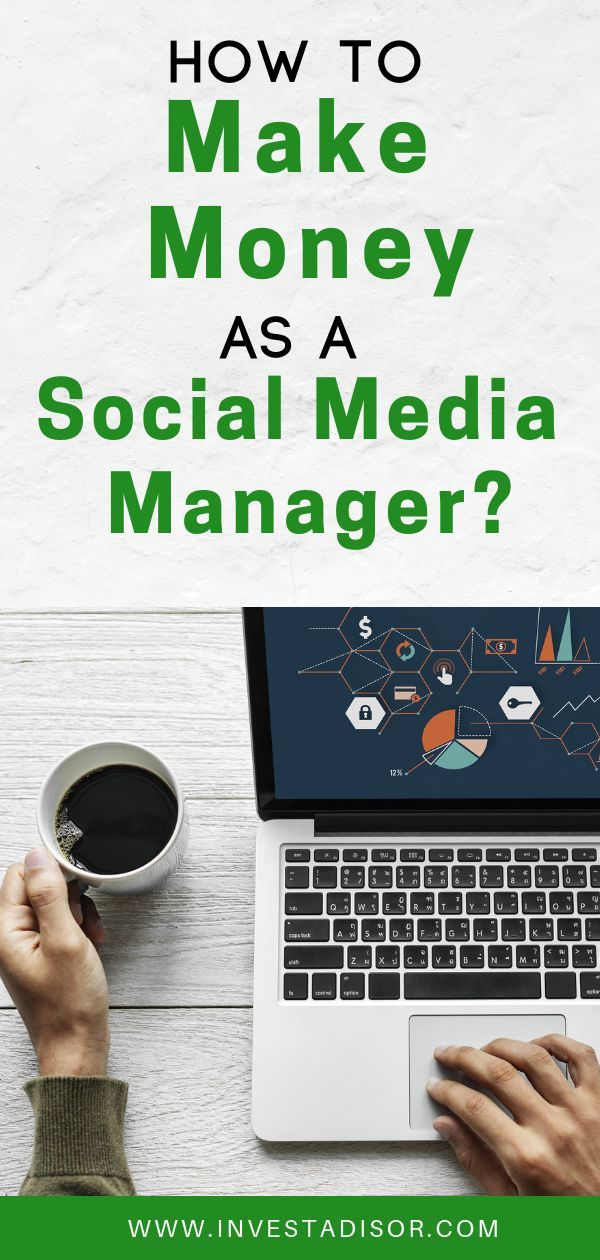 Work from home as a social media manager – #Home #…