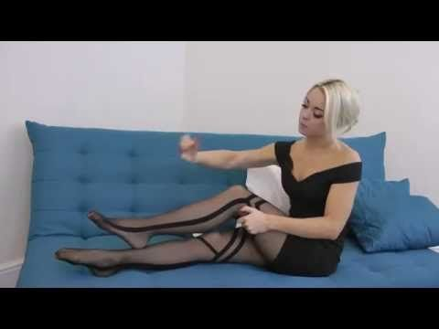 Legslavish UK » Gabrielle's review of Jonathan Aston tights