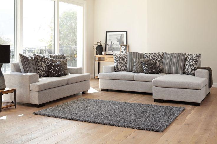 Gainsborough 2 Piece Fabric Lounge Suite by Vogue