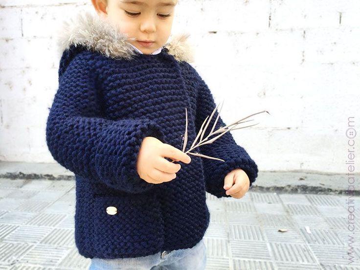 Mejores 831 imágenes de chaqueta bebe en Pinterest | Chaqueta bebe ...
