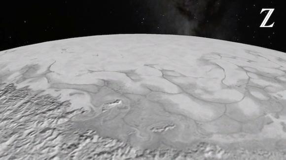 Video: Astronomie - New-Horizons-Mission entdeckt Gletscher und Nebel auf dem Pluto