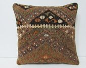 kilim pillow covers 18x18 embroidered pillow case western pillow case decorative home accessories country decor antique throw pillow 25273
