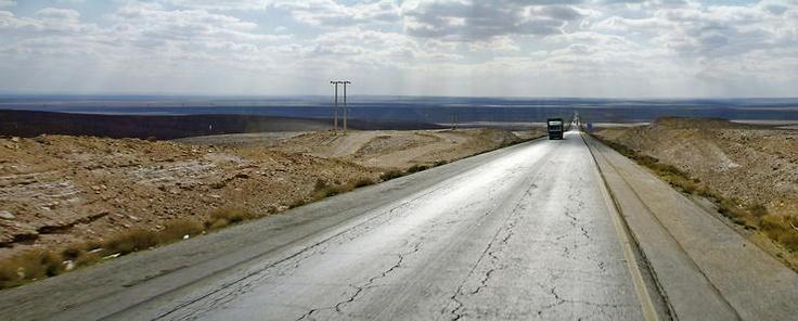 On the road, again by Barbara Garzia @ http://adoroletuefoto.it