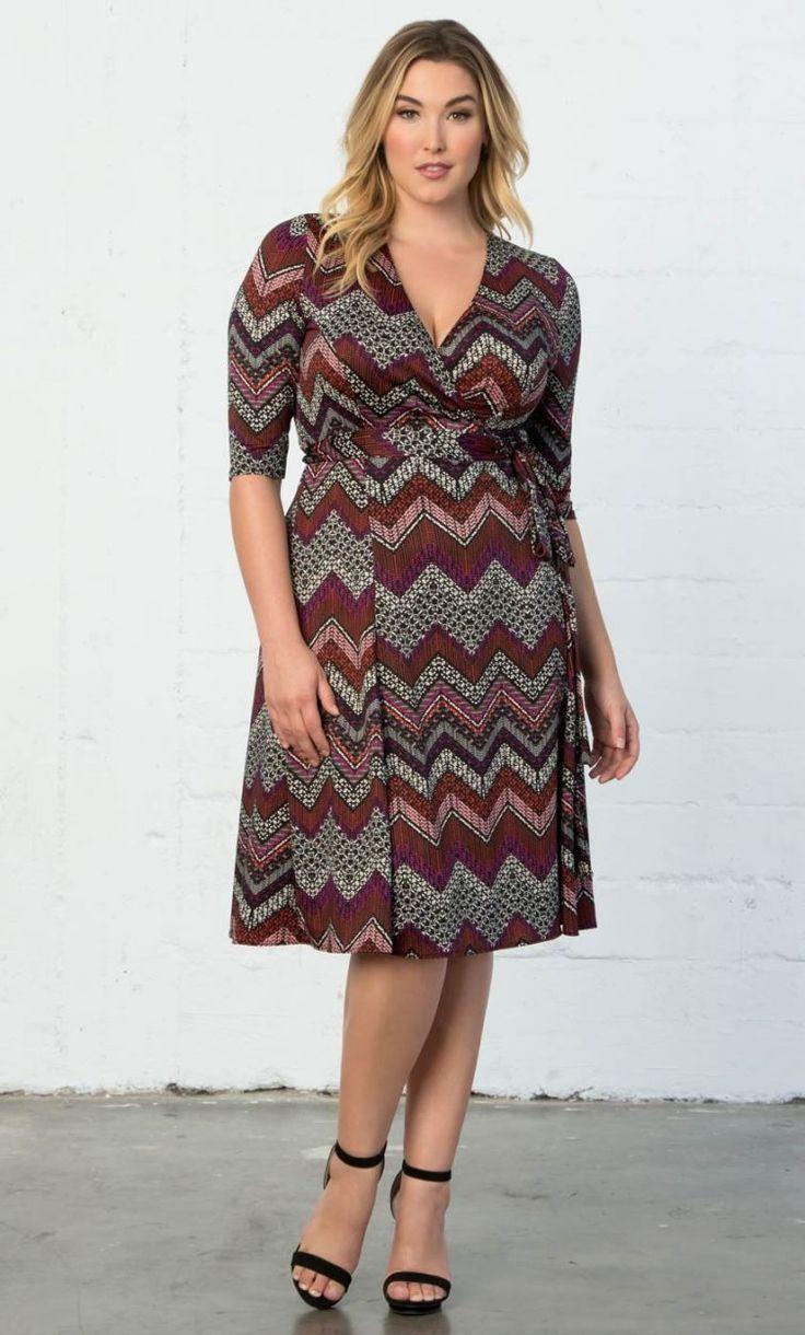 146 best Plus Size Dresses images on Pinterest