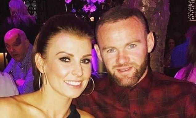 Coleen Rooney 'didn't tell Wayne she was going to make marriage post'