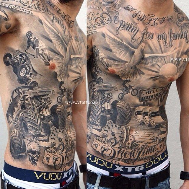 Miguel Angel Bohigues Tattoo