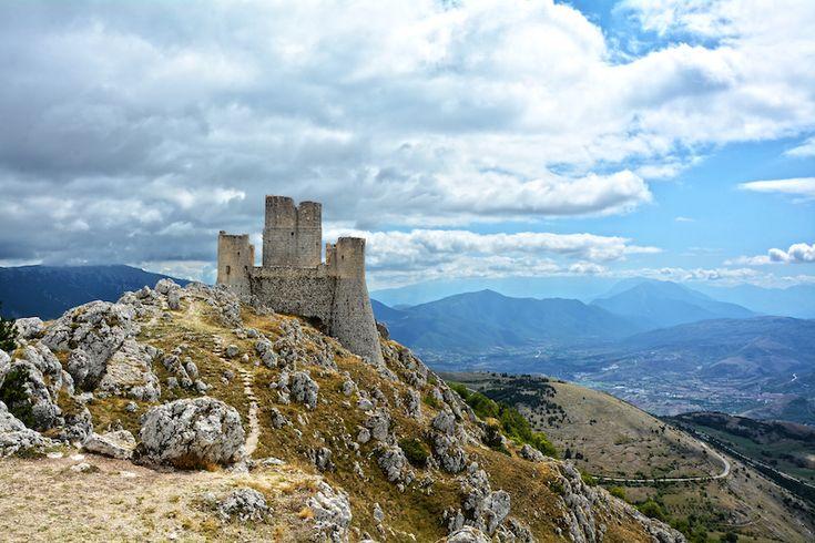 Rocca Calascio, un'esperienza  mistica in Abruzzo - Foto di Serenella Mancini e Valerio Bellucci
