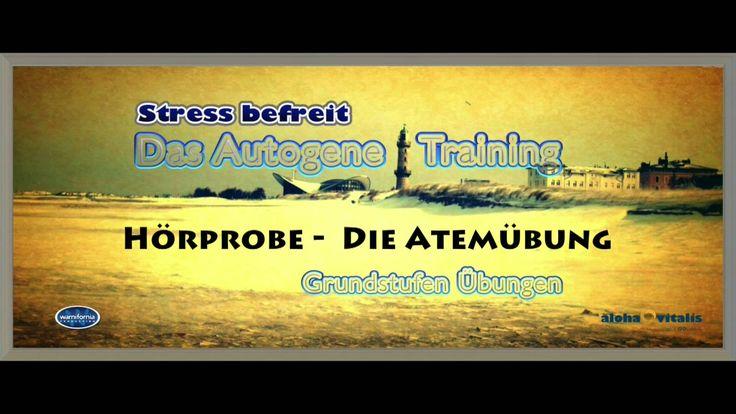 Autogenes Training - Die Atemübung