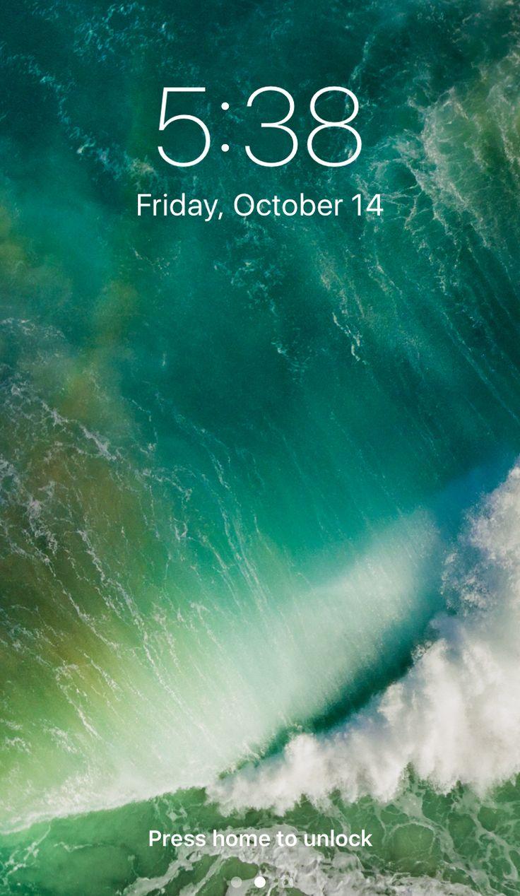 How do I change my iPhone lock screen wallpaper? Ask