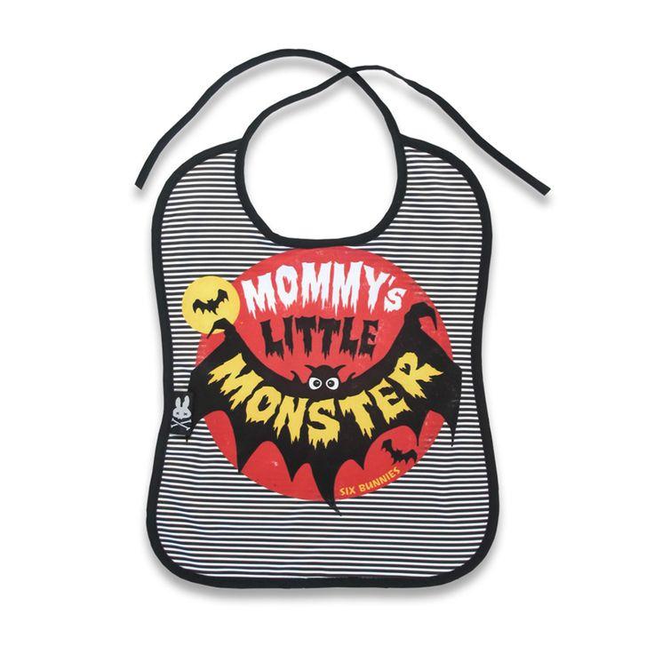 Little Monster Haklapp