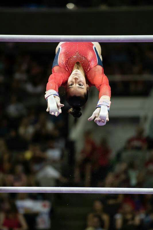 Aly Raisman Olympic Trials 2016. Loved her Leo,so Aly.