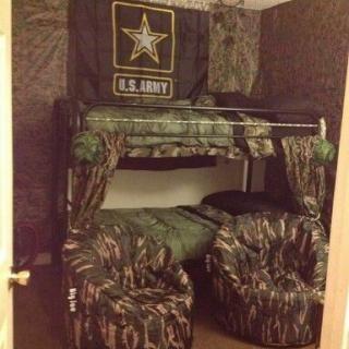 How to create a boys camo room camo kids decor for Camo kids room