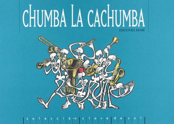 Chumba La Cachumba-Great book to introduce telling time in Spanish