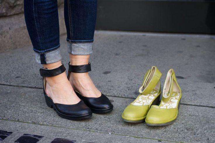 Fly London Pank closed-toe ankle-strap sandal