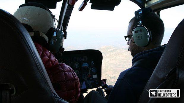 Barcelona Helicòpters - Helipistas S.L. - Curs de Pilot d'Helicòpter - Curso de Piloto de Helicóptero - Helicopter Flight Training