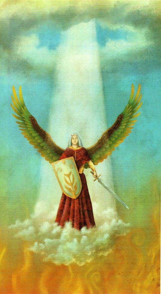 Arcángel San Miguel.  Son los ángeles jefes, los grandes comandantes de las fuerzas angelicales. Su misión es establecer el contacto directo con Dios Padre. Algunos los han señalado como seres superlumínicos, y cuya existencia está profusamente documentada en los textos sagrados. Confidentes de los más secretos consejos de Dios, son enviados solamente a la tierra con embajadas especiales de gran importancia. Son entes espirituales de gran poder que guían a grandes grupos de personas y…