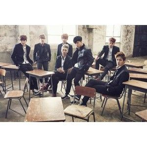 BTS (Bangtan Boys) release concept photos for comeback with 'Skool Luv Affair'