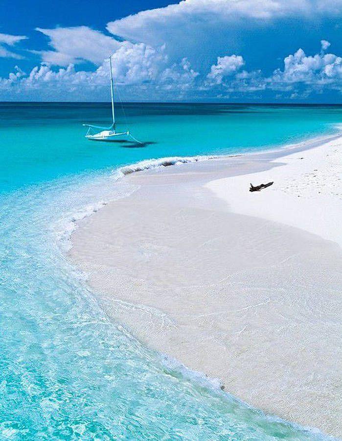 Lindquist Beach, dans les îles Vierges