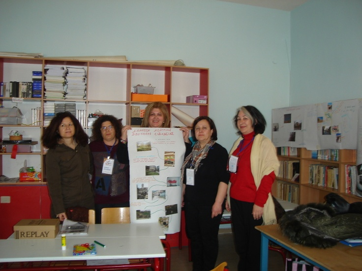 Βιωματικό σεμινάριο που οργάνωσε το Future Library στη Βέροια, 14-16 Μαρτίου 2012, για την οργάνωση και την διαχείριση της καλοκαιρινής εκστρατείας 2012 (http://ning.it/Ak22Yt). Στο σεμινάριο αυτό συμμετείχε και η υπάλληλος της Βιβλιοθήκης Λιβαδειάς Ελένη Μιμίκου.