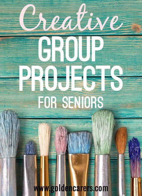 Creative art pursuits are an engaging and stimulating leisure pastime for seniors and can have a significant positive impact on their well-being.