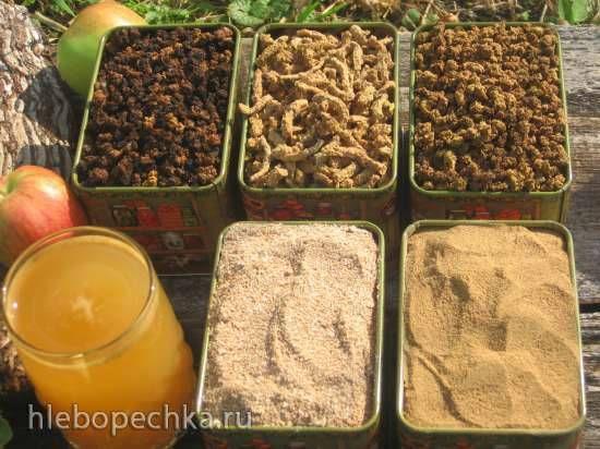 1. Клетчатка. 2. Порошок для выпечки. 3. Добавки в чай. 4. Заменитель чая (готовим полезные продукты из жмыха от соковыжималки)